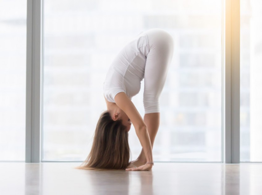 Padahastasana - The Immense Source of Power and Peace (Hand Under Foot Pose)